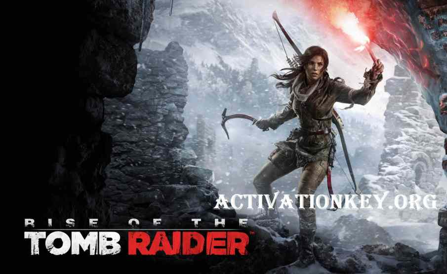 Rise of the Tomb Raider Crack + 2020 PC Game
