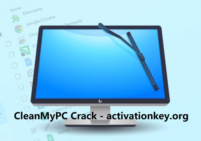 CleanMyPC 1.10.5.2041 Full Crack With Activation Code (2020)