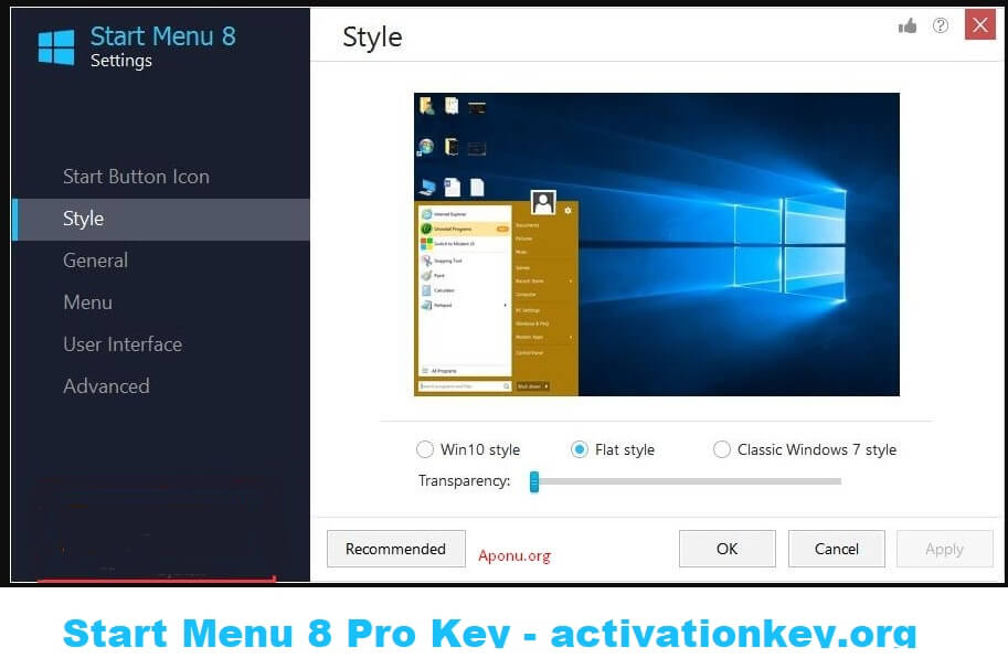 IObit Start Menu 8 Pro 5.1.0.10 with License key [Latest 2020]