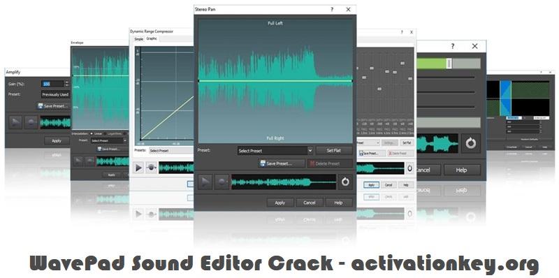 WavePad Sound Editor 10.54 Crack (PC) Registration Code