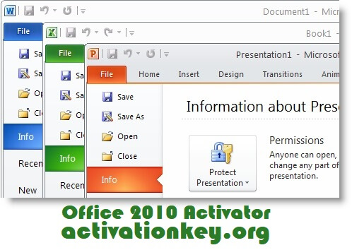Office 2010 Activator with Product Key 2020 100% Working
