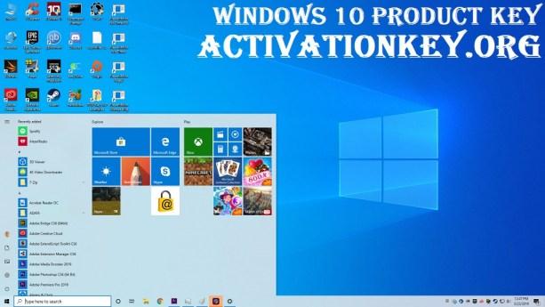 Windows 10 Product Key Free for You {32/64 Bit Latest}