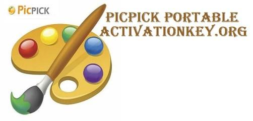 PicPick Portable 2020 Latest Full Version (App + Update)