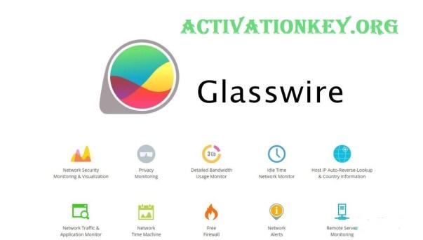 GlassWire Elite 2.1.167 Crack + Activation Code 2020 (Full)