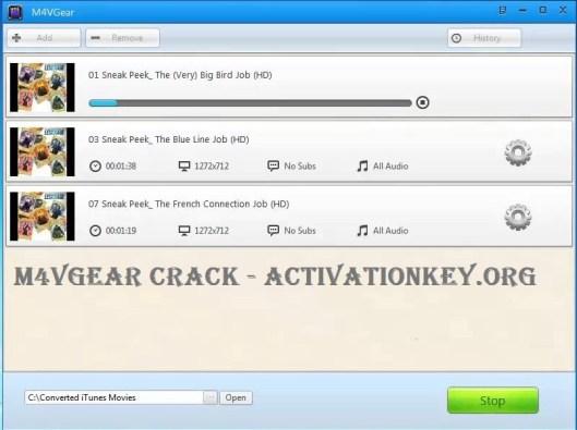 M4VGear 5.5.8 Crack + Serial Number {Latest + Full}