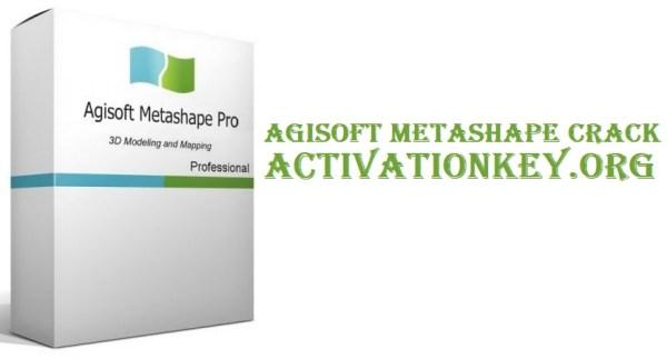 Agisoft Metashape Crack Professional 1.6.3 Build 10723 + keys