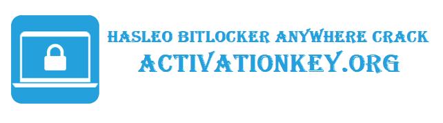 Hasleo Bitlocker Anywhere Crack Professional Full Download