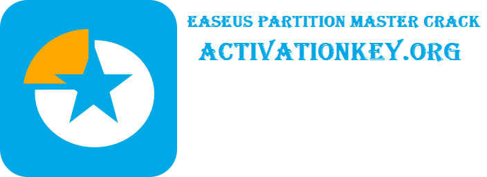 EaseUS Partition Master Crack + Serial Key Full Working