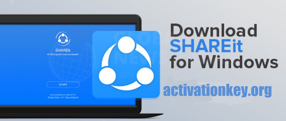 SHAREit For PC Windows 7, 8, 8.1 &10 [32 bit / 64 bit]