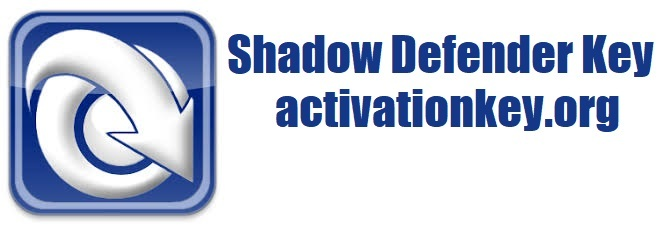 Shadow Defender 1.5.0.726 Crack + Serial KEY + KEYGEN Download