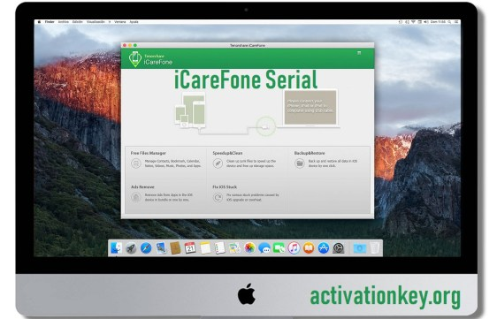Tenorshare iCareFone 6.0.3.1 Crack + Serial Key [Windows]
