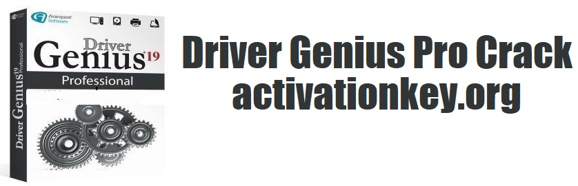 Driver Genius Pro 20.0.0.135 Crack + License Code [Latest]