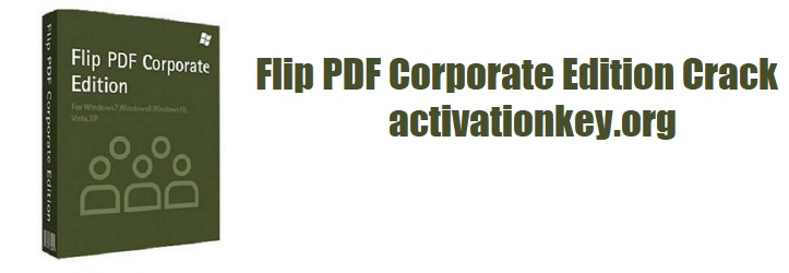 Flip PDF Corporate Edition Crack