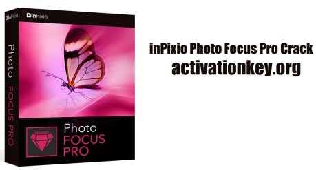 InPixio Photo Focus Pro 4.11.7542.30933 Crack with License key [*]