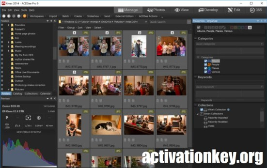 ACDSee Photo Studio Professional Crack with License Key 2021