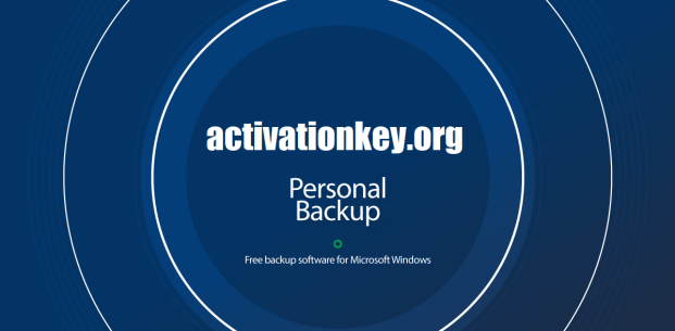 Personal Backup Crack 5.8.7.0 Torrent + Key Free Download