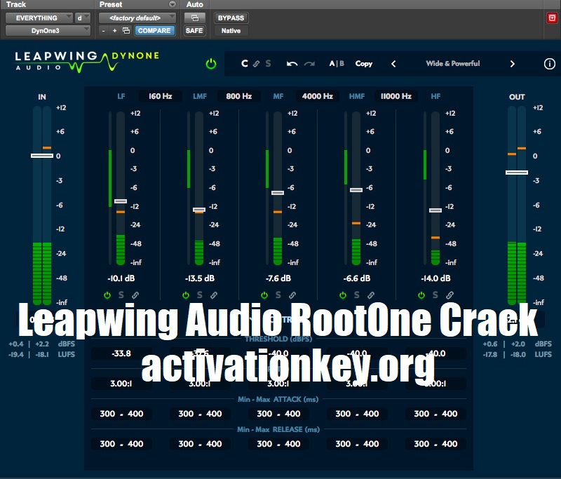 Leapwing Audio RootOne Crack with registration Key (Latest)