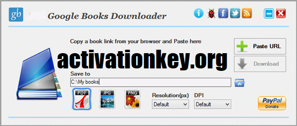 Google Book Downloader Full Version Crack for Windows 7, 8, 8.1, 10