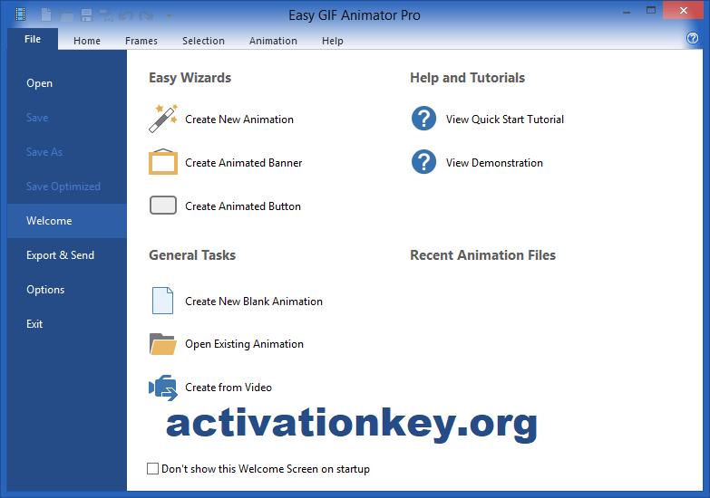 Easy GIF Animator 7.3.1 Crack With License Key [2021]