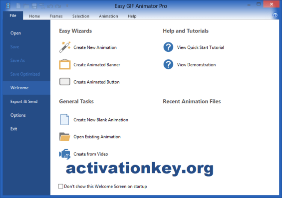 Easy GIF Animator 7.3.1 Crack With License Key [2021]