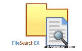 FileSearchEX Crack