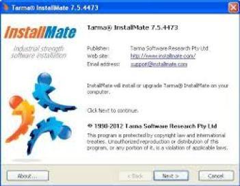 Tarma InstallMate Crack