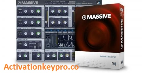 Massive VST Crack