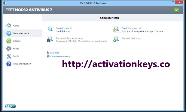 ESET NOD32 Antivirus 13.0.22.0 Crack + Activation Key 2020 ...