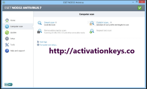 ESET NOD32 Antivirus 12.1.34.0 Crack + Activation Key [2019 Latest]