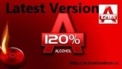 Alcohol 120% 2.1.1.611 Crack + Keygen Free Download {Latest}