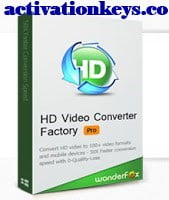 Wonderfox HD Video Converter Factory Pro 22.1 Crack + Keygen {2021}