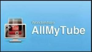 Wondershare AllMyTube 7 4 3 Crack + Keygen Full Version