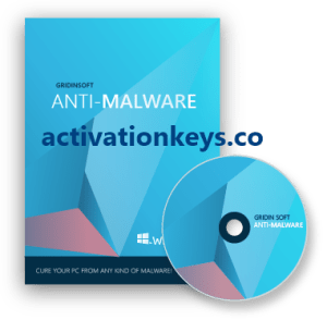 GridinSoft Anti-Malware 4.1.43 Crack + Activation Code 2020 (Latest)