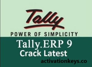 Tally ERP 9 Crack Download Release 6.6 + Activation Key With Keygen