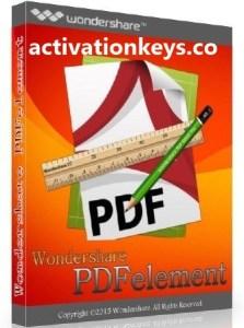 Wondershare PDFelement Pro 7.0.4.4389 Crack + Serial Key [Latest]