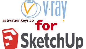 VRay Crack 4.20.01 for SketchUp 2020 + License key {Full Latest Version}