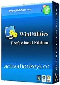 WinUtilities Professional Edition Key 15.72 + Crack Free Download [2019]