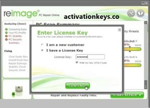 Reimage PC Repair 2021 Crack + License Key Free Download [Latest]