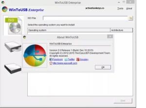WinToUSB Enterprise 4 9 Crack & Keygen 2019 Full Download