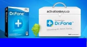 WonderShare Dr.Fone 11.4.1 Crack + Registration Code 2021 [Latest]
