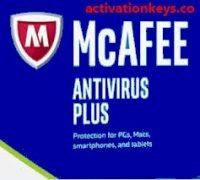 McAfee Antivirus 2021 Crack + Activation Key Free Download (Update)