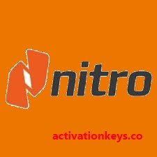 Nitro Pro 13.2.3.26 Crack Download + Serial Key 2019 (Update)
