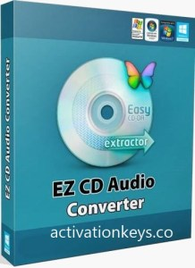 EZ CD Audio Converter 9.0.3 Crack + Serial Key Download [Latest Version]