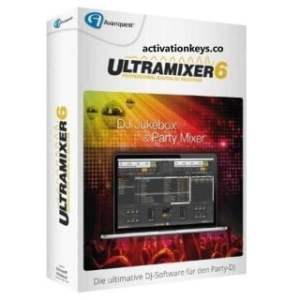 UltraMixer 6.2.10 Crack + Activation Key [Latest Version] 2021