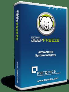 Deep Freeze 8.55 Crack Plus Activation Code Free Download 2019