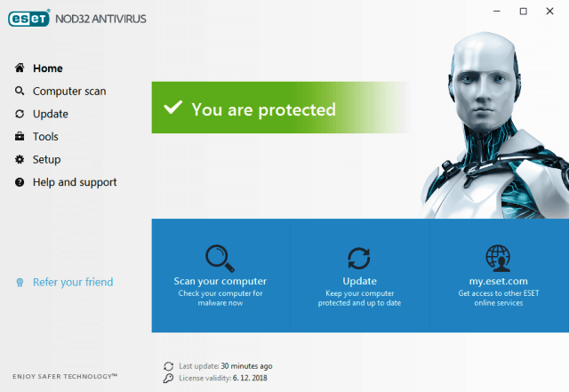 ESET NOD32 Antivirus 14.1.20.0 Crack With Activation Key (2021)