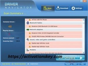 Driver Navigator 3.6.9 Full Crack With License Key 2020 - Activatons key