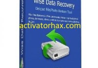 Wise Data Recovery Crack 5.1.9.337 + Registration Code Free Download 2021