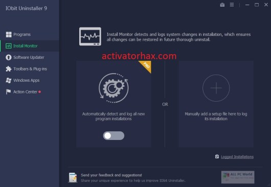 IObit Uninstaller Pro Crack 10.4.0.11 +License Key Download 2021