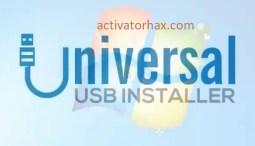 Universal USB Installer Crack